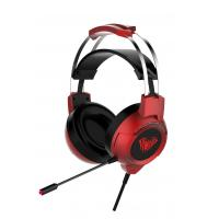 Aula G91II USB 7.1 Wired Surround Sound Gaming Headset With LED Light