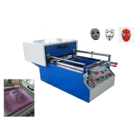 Buy cheap Mini Desktop Plastic Small Vacuum forming machine for Acrylic, PVC, ABS ,PET etc from wholesalers