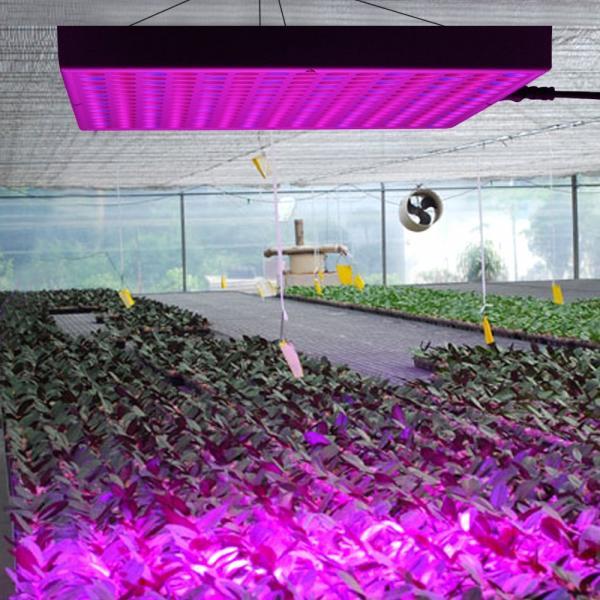 Pmw waterproof led grow lights for indoor gardening for Indoor gardening lights