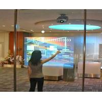 Buy cheap XB Series Interactive Touch Foil Holographic Projection Film 55 Inch - 86 Inch product