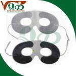 Buy cheap TENS electrode pad,facial pad,ems facial pad QD-WFF001 product