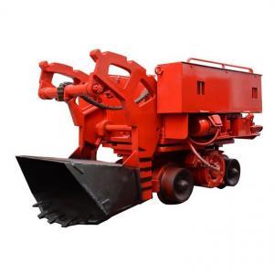 Buy cheap ZSeries Rock Loader machine High Performance Underground Tunnel Mucking MachinemPrice product