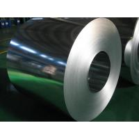 Buy cheap DX51D+Z Normal Spangle Hot Dipped Galvanized Steel Coils ASTM Standard product