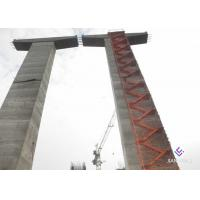 Buy cheap Z Shape Bridge Scaffold Stair Tower Combination Ladders With High Strength product