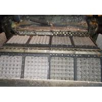 Buy cheap Roller Type Pulp Molding EquipmentFor Paper Egg Trays And Egg Cartons product