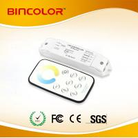 China T5+R3 Mini led CT dimmer CW NW WW touch remote control CT controller DC12V-24V on sale