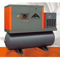 China 11kw/15HP China Champion Air Compressor with Tank and Dryer for Sale on sale