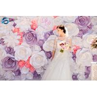 Water Resistant Artificial Wedding Flowers Not Wither Ornamental Function