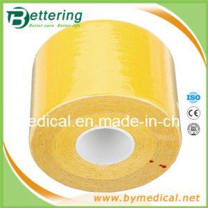 Buy cheap Эластичный цвет ленты 5кмС5м терапией спорт хлопка желтый product