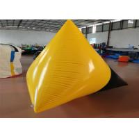 Buy cheap Sports Games Inflatable Paintball Bunkers Digital Printing High Durability product