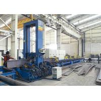 Buy cheap Heavy Duty H Beam Production Line 200-800mm Flange Plate Width Vertical product
