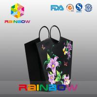China Women Promotion Cutom Printing Paper Gift Bag , Customized Paper Bags / Shopping Bags on sale