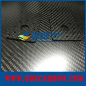 Buy cheap Corte y el trabajar a máquina del perfil del CNC de la fibra de carbono product