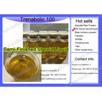 Quality Steroid Injection Oil Trenabolic 100 Trenbolone Ace 100Mg/Ml Semi Finished For Bodybuilding for sale