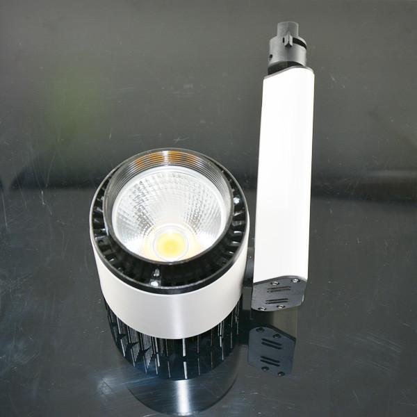 Indoor Decorative 20 W Cob Led Track Light Ra85 For