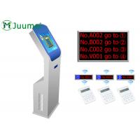 Buy cheap Kiosk Queue Token Management System Interactive Service With Voice product