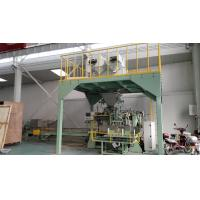 Gravel / Feed Bagger Fully Auto Bagging Machines With Pneumatic Driven