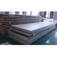 Buy cheap Custom Cut Polished Stainless Steel Sheet For Countertop Cold Rolled product