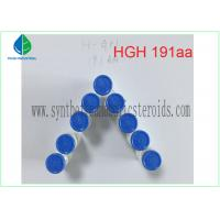 Quality Muscle Building Hgh Human Growth Hormone Peptide Somastim 16iu Vial 5vials Per Kit for sale