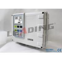 Dual Pump Pressure Booster Pump Controller 0.75-15KW For Industrial Plants