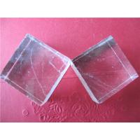 MgO Mgnesium Oxide Crystals Substrate For Ferroelectric / Optical Thin Film