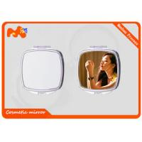 Buy cheap Elegant Dye Sublimation Blanks , Women Personalized Compact Mirror product