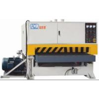 Buy cheap Stainless steel and Aluminium sheet grinding machine product