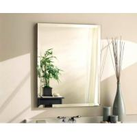 China Rectangle 5mm Automobile Tinted Mirror Glass Coated With Silver And Copper on sale
