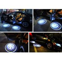 LED Car 3D Logo Laser Door Lights for 12V/24V,Custom Logo Available!