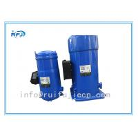 Buy cheap Performer 8HP Refrigeration Scroll Compressor AC Power Blue Color SH184A4ALB R410A product