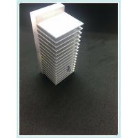 Buy cheap Industry Siliver 6063 T5 Aluminum Extrusion Heatsink Profiles For Trains, Machinery Parts from wholesalers
