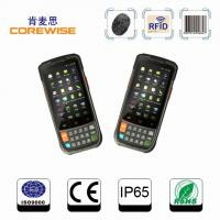 China rugged IP65 Android mobile phone with rfid,nfc,barcode scanner,wifi,gps,bluetooth----CFON610 on sale