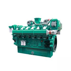 Buy cheap 16 Cylinders 3000HP Yuchai Diesel Generator Water Cooled Generator product