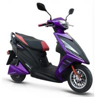 China Battery Powered Moped Two Wheeler Scooter 45km/h Speed Hydraulic Shock Absorber on sale