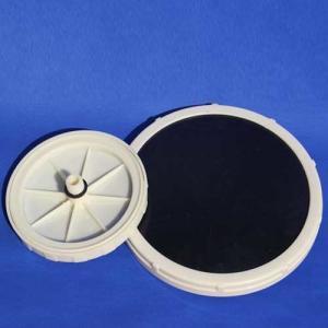 Buy cheap 12 Inch Disc 3000Pa 3/4 NPT Diffuser Fine Bubble Ultra Fine Bubble Diffusers product