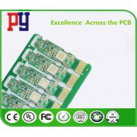 Buy cheap High Density Multilayer FR4 PCB Board 8 Layer Green Solder Mask 1oz Copper from wholesalers