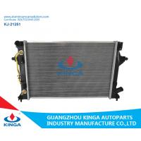 Buy cheap 2016 Hyundai Elantra Cooling Brazing Aluminum Plastic Radiator / Auto Car Spare Parts 25310-F2100 product