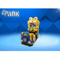 Buy cheap Wild Speed Racing Game Simulator Arcade Dance Machine For Home Theater product