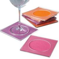 Buy cheap Customized cup coaste set product