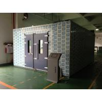 China Simulation temperature humidity / weathering Climatic Test Chamber Split Type wholesale