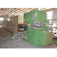 Buy cheap 700pcs/hr Paper Pulp Molding Machine Reciprocating Type For Egg Tray / Fruit Tray product