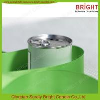 China Long Tin Candle Citronella Candle Outdoor For Travling On Sale on sale