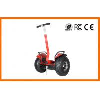 Buy cheap Balancing golf two wheel Off Road Segway With Handel , Samsung battery product