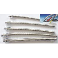 China DELIKON small bore Stainless Steel flexible Conduit for sensor and instrument cable,  electrical STAINLESS STEEL FLEXIBLE CONDUIT on sale