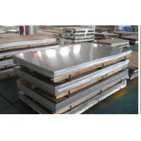 Buy cheap AISI 304L cold rolled polished Stainless steel sheeting / sheet 0.3 mm - 3mm 2B No. 2 BH product