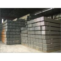 Buy cheap A36, S235JR GB standard hot rolled mild steel structure channel steel bar product