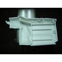 Buy cheap White Carbon Fiber Injection Molding Plastic Injection Moulded Components product