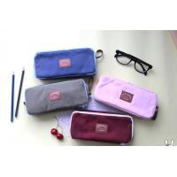 Buy cheap supply all kinds of high school canvas pencil case product