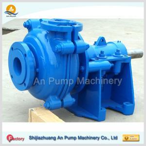 China High Density Ash Handling Slurries Pump on sale