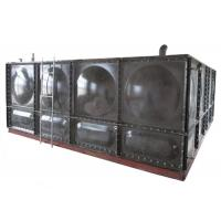 Buy cheap Screw Mounting Liquid Storage Tanks Alkaline And Acid Resistant Available product